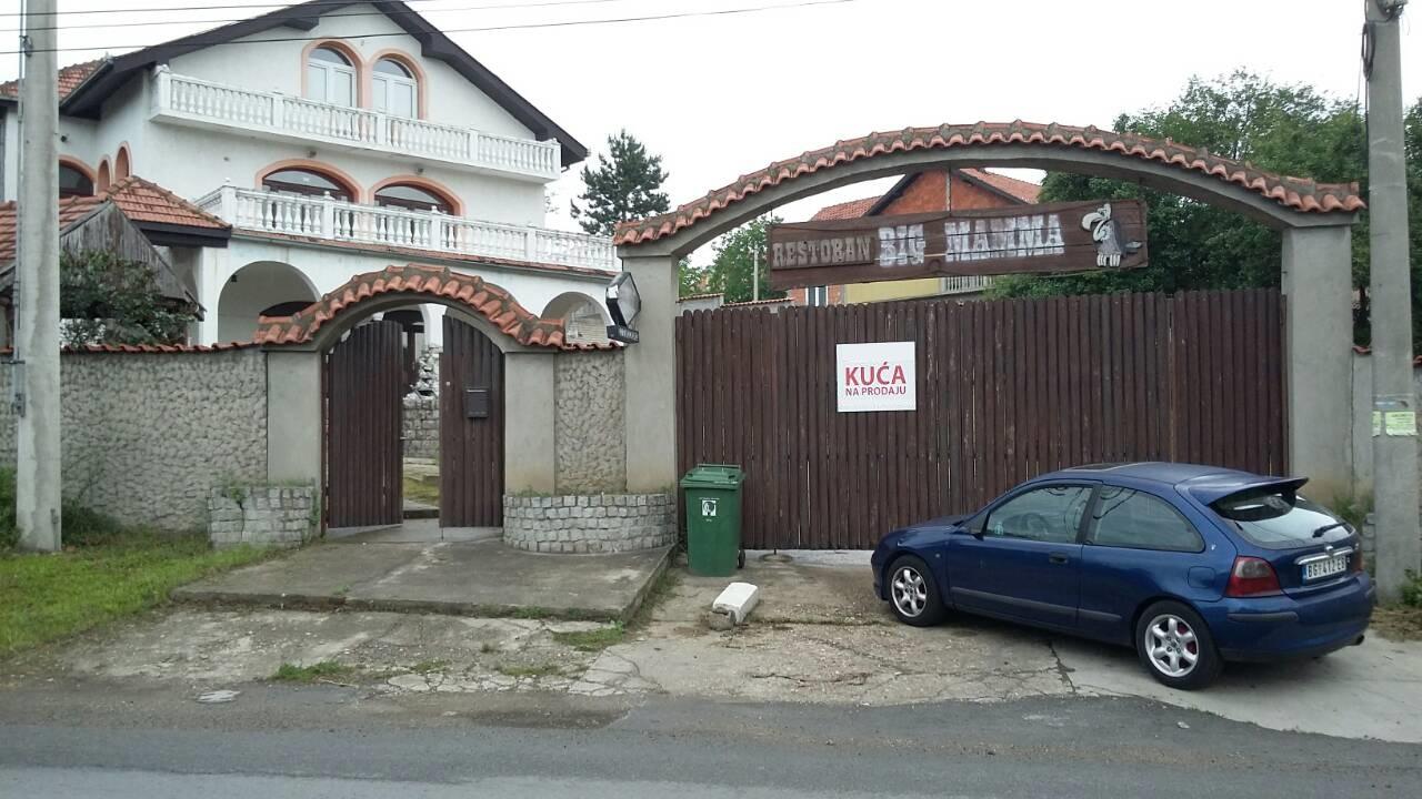 Kuća Big Mamma na prodaju